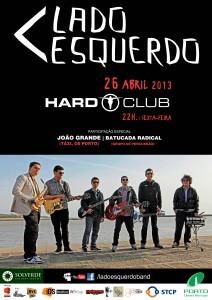 Lado Esquerdo - Hard Club 2013