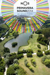 Parque da Cidade - Primavera Sound