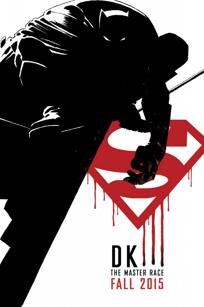 The Dark Knight: The Master Race