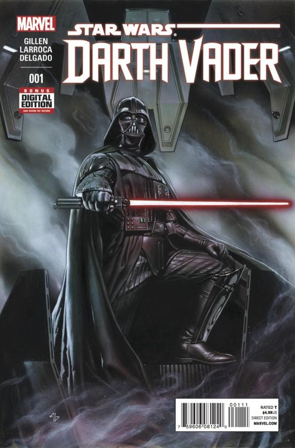 Darth Vader (2015, Ongoing) #1