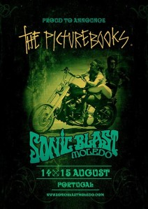 sonic picturebooks