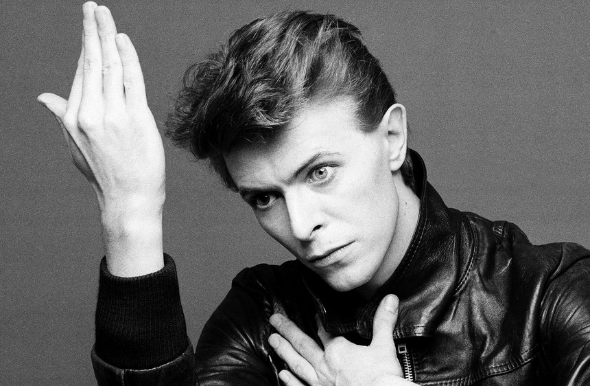 David Bowie, um incrível artista.